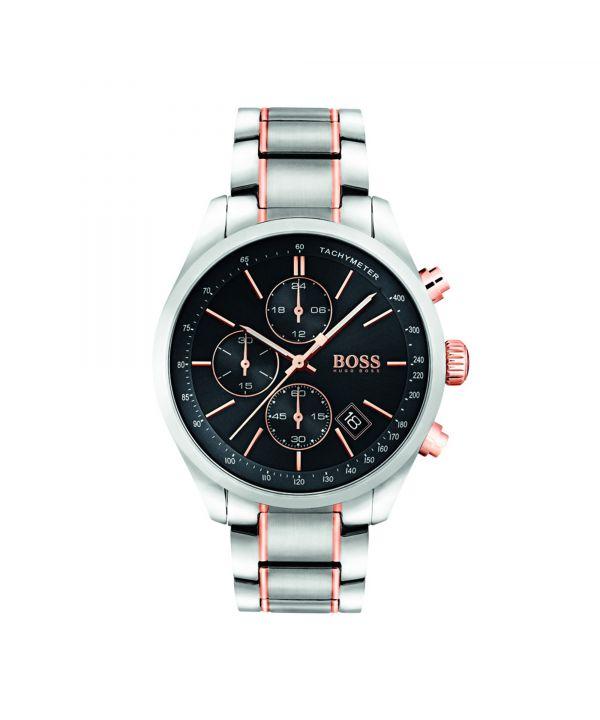 Men's Hugo Boss HB1513473 Grand Prix Chronograph Watch ~RRP £349.95~